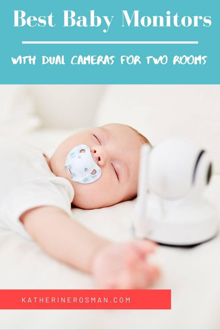 2 camera baby video monitor
