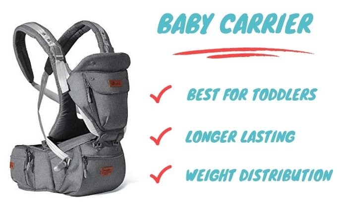 Baby Carrier Benefits