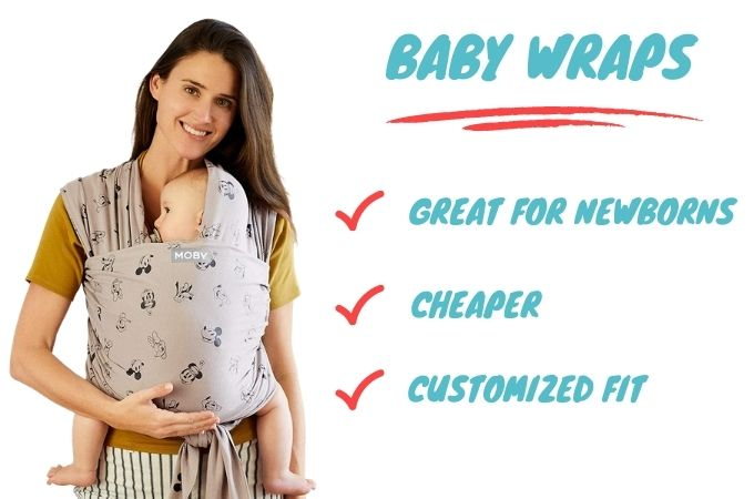 Baby Wrap Benefits