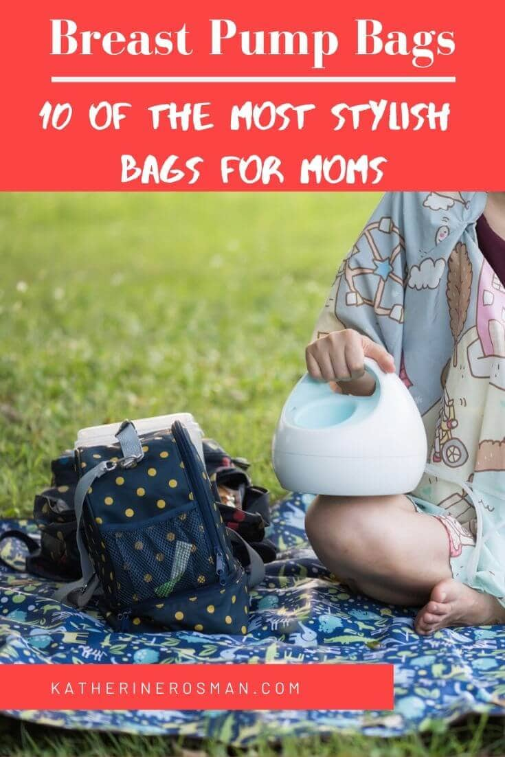 Best Breast Pump Bags for Moms