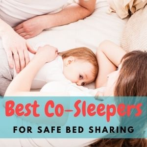 Best Cosleepers and Bedside Bassinets Safe Bed Sharing