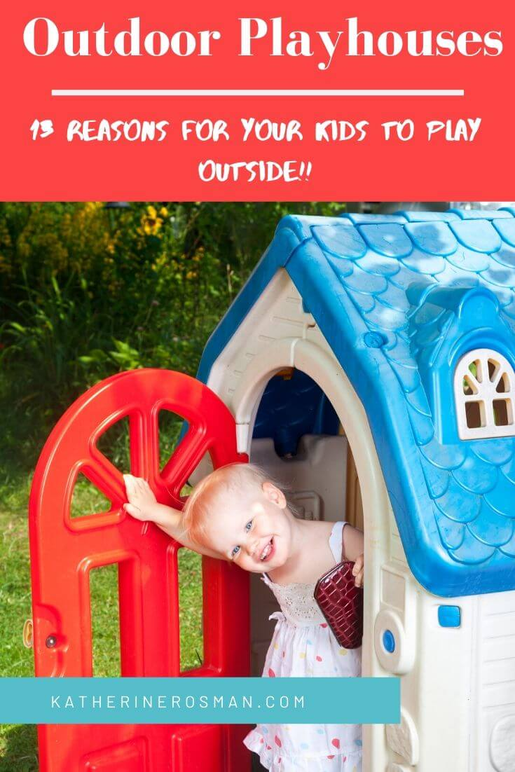 Best Outdoor Playhouse for Kids