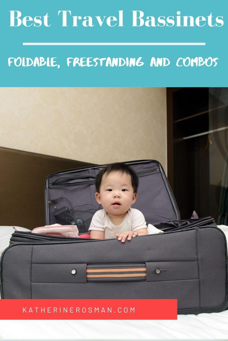 Best Travel Bassinets For Newborns And Toddlers