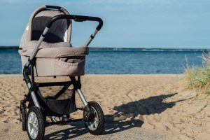 Best beach stroller to use on sand