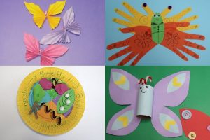 Butterfly Craft Ideas for Toddlers and Preschoolers