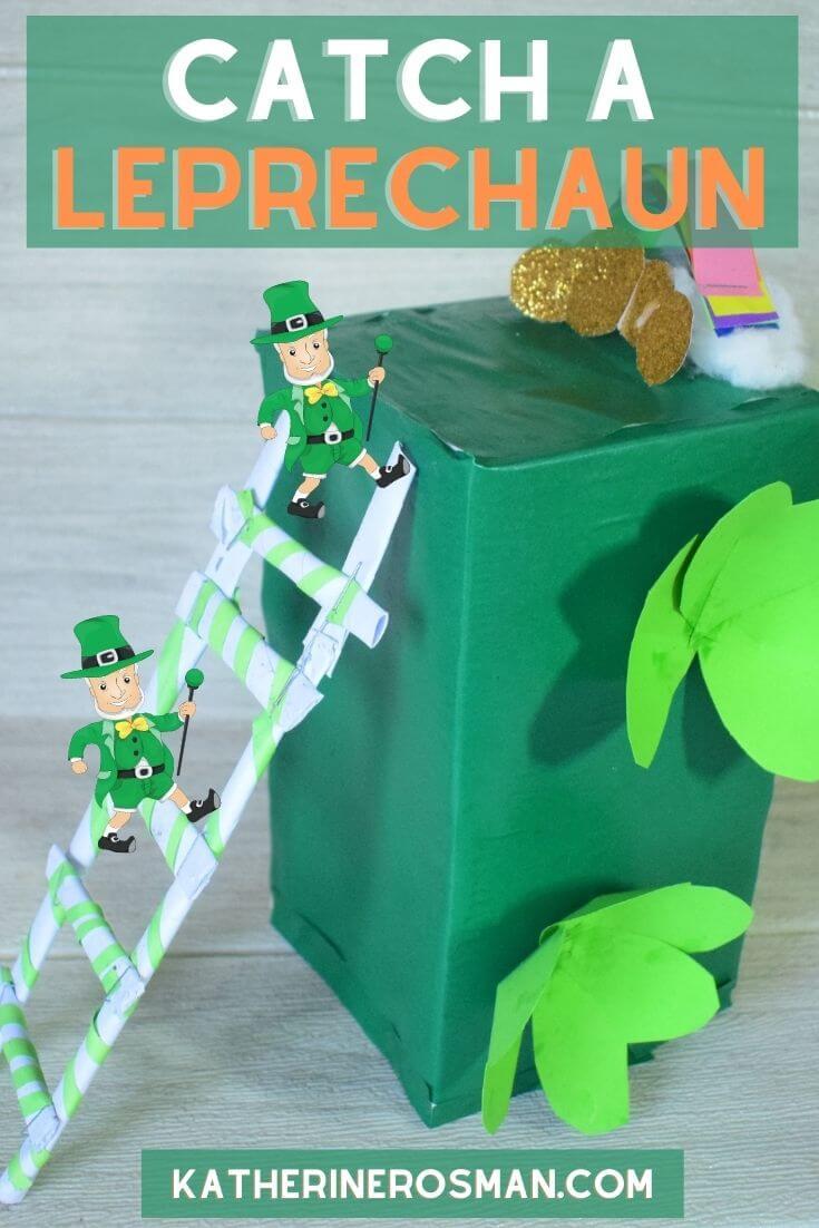 Catch a Leprechaun Craft for Kids