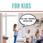 Charades Ideas for Kids Plus Printable