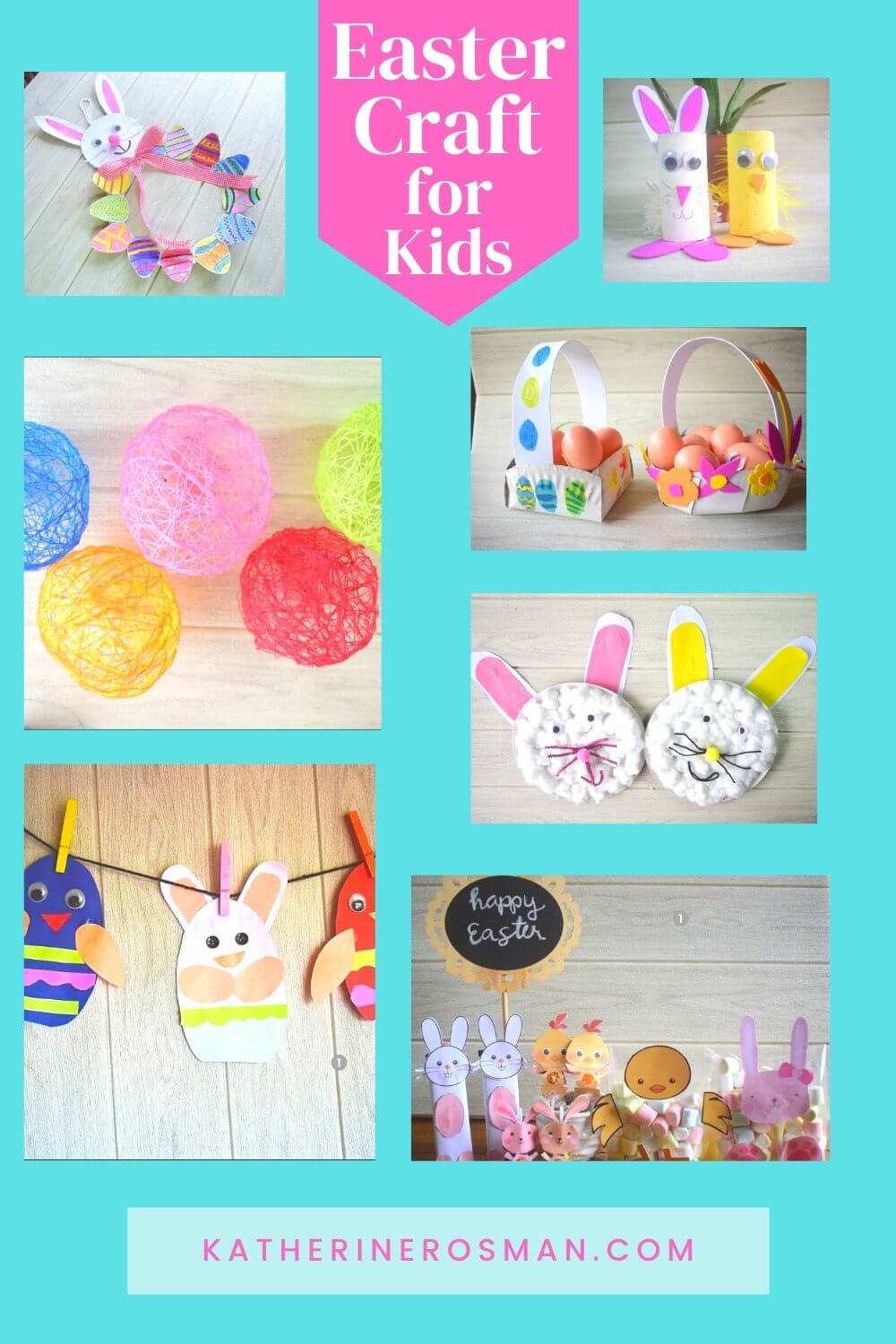 Easter Craft Ideas for Toddlers and Preschoolers