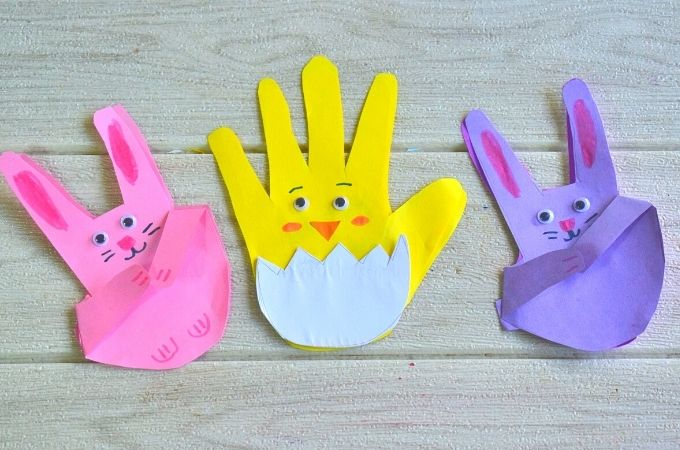 Homemade Easter Card Craft Ideas