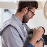 How to get Dad involved when breastfeeding a newborn