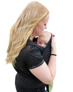 babywearing benefits research