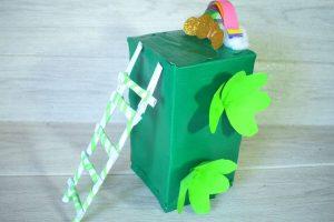 Leprechaun Trap Craft Idea