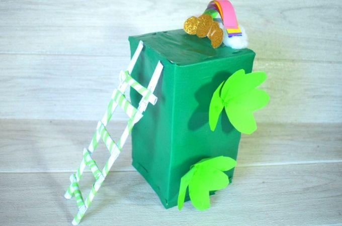 Leprechaun Trap Craft