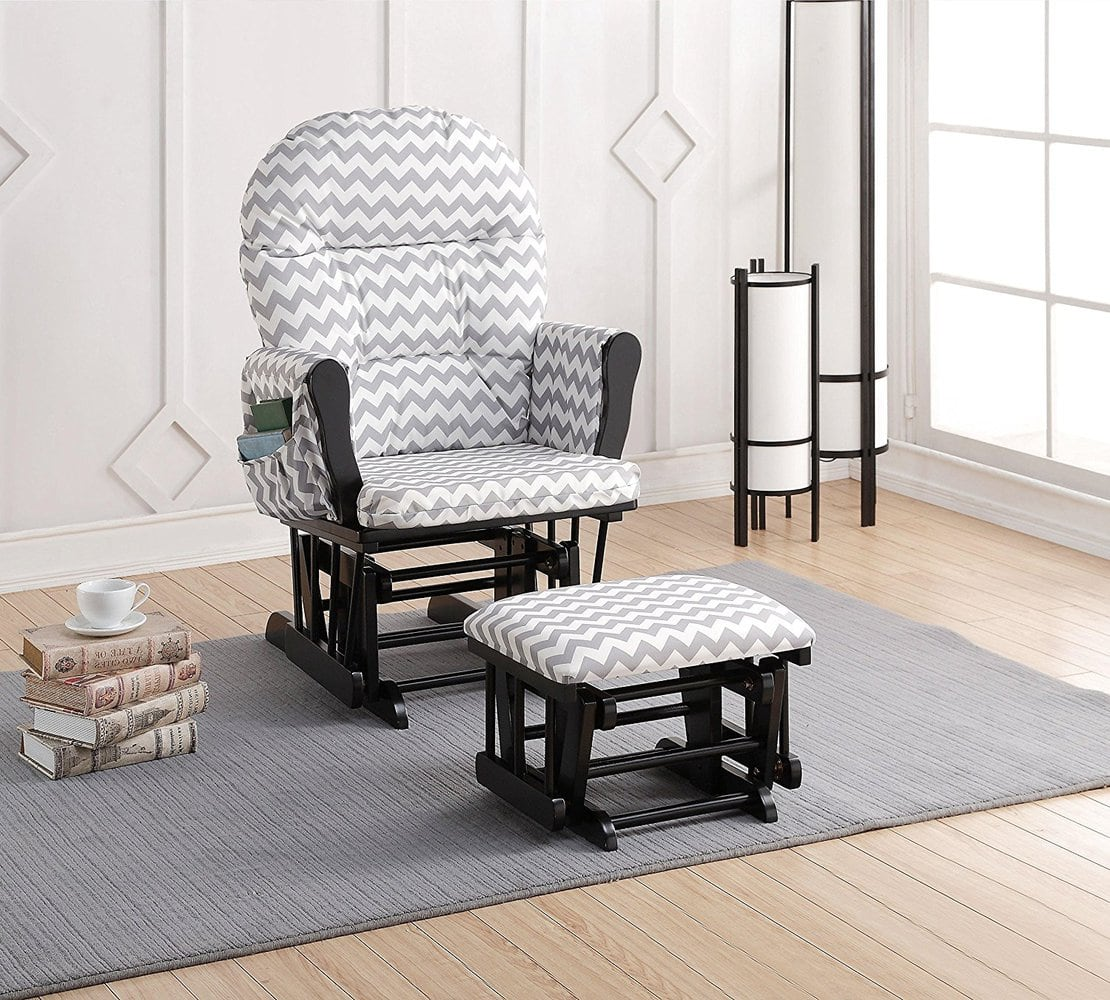 Naomi Glider And Ottoman Set Review