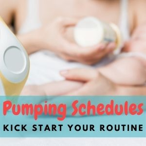 Sample Pumping Schedules