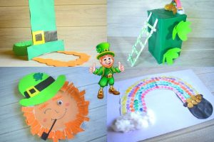 St Patricks Day Craft Ideas for Kids
