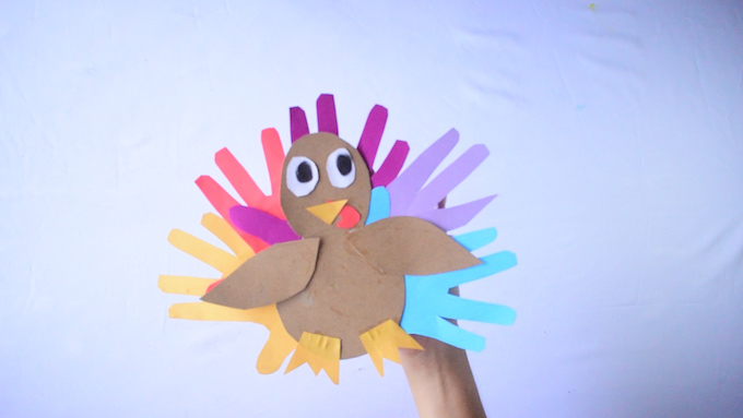 Turkey Hand Craft