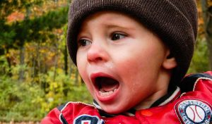 Tips for Dealing with Baby Tantrums