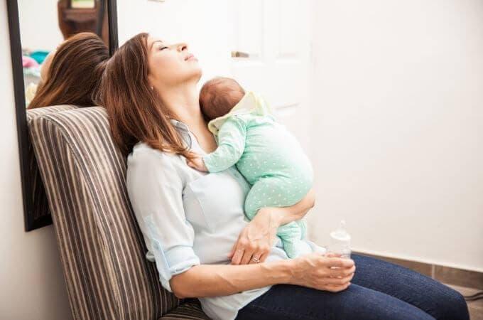 anemia while breastfeeding symptoms