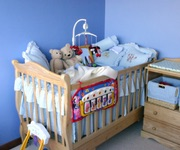 baby cribs and bedding