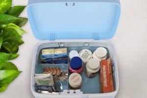 baby proof medicine box