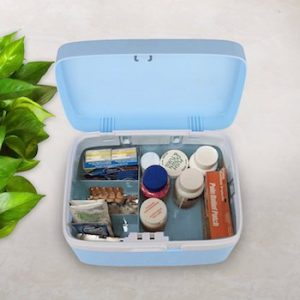 baby proof medicine box