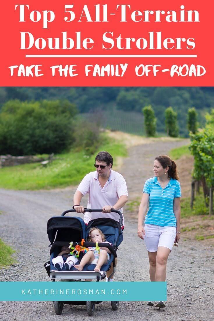 best all terrain double stroller
