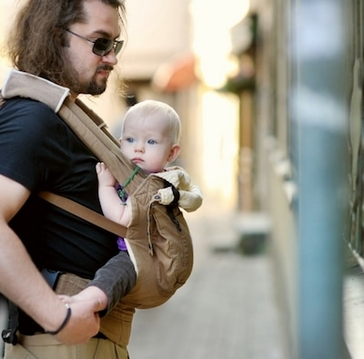 best baby carrier for dads