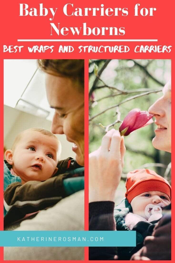 best baby carrier for newborn