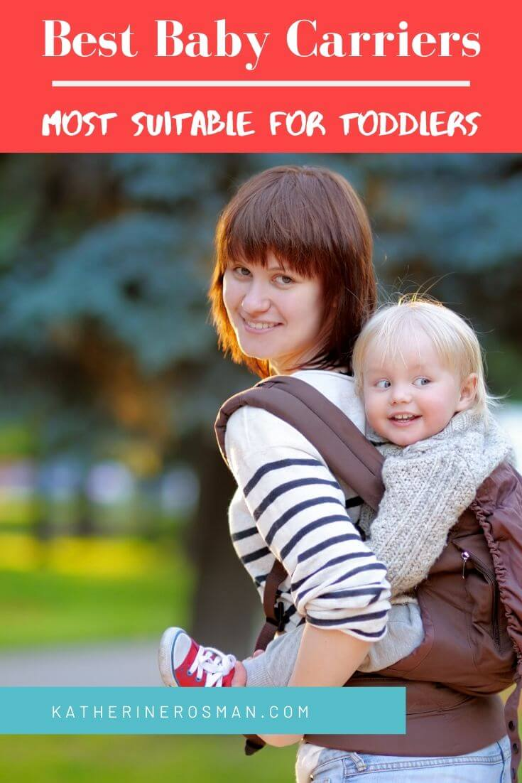 best baby carriers for toddler