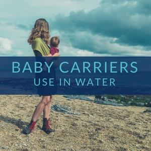 best baby carriers for water