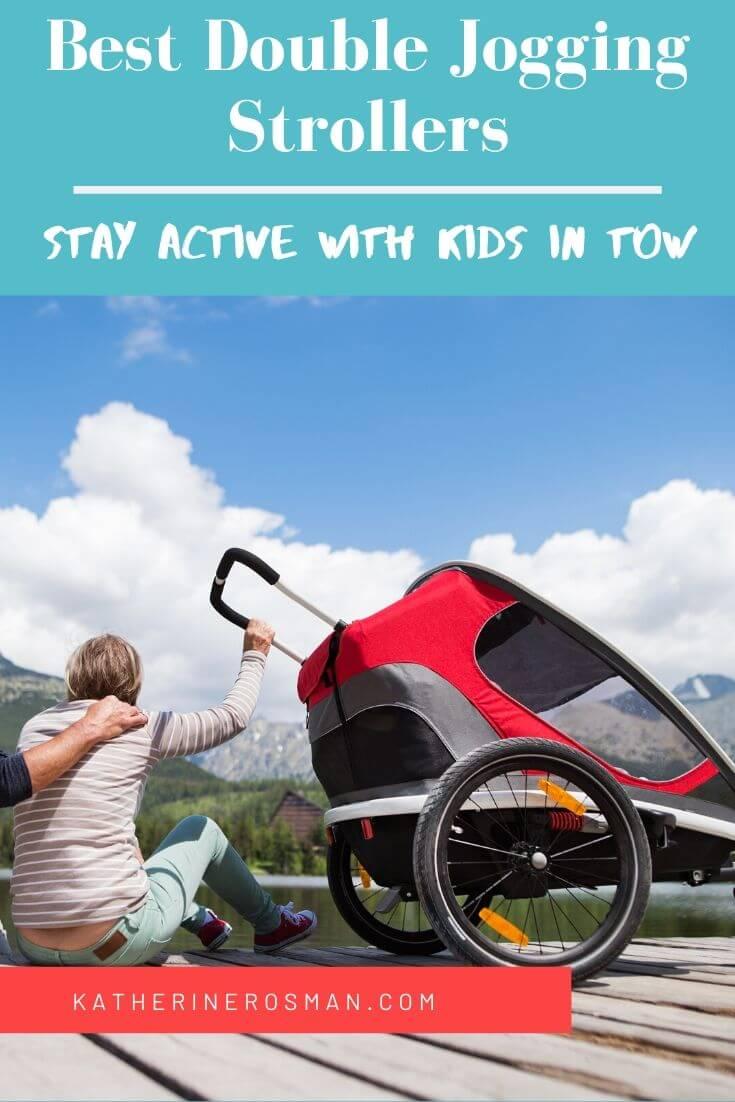 best double jogging stroller
