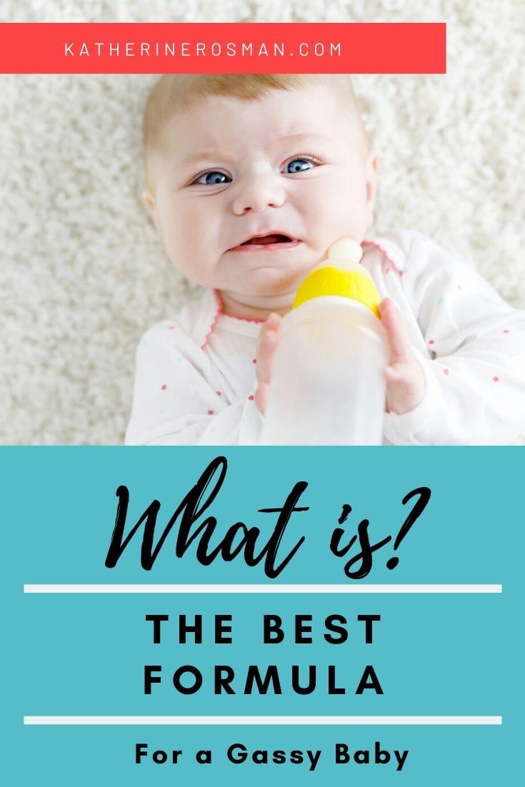 best formula for spit up babies