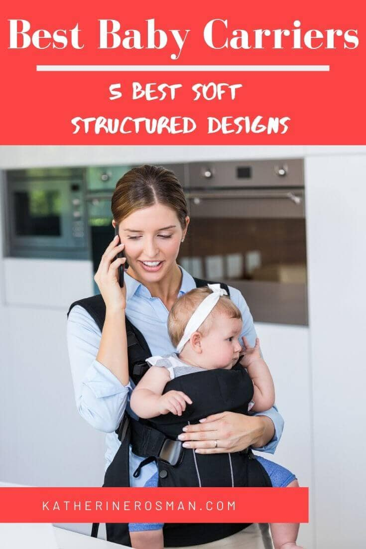 best soft structured carrier