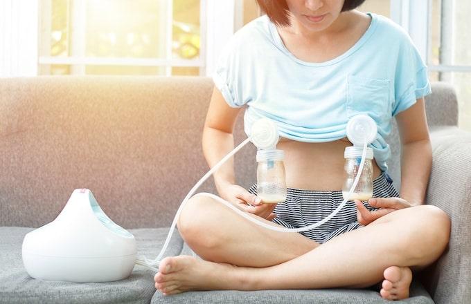 breastfeeding vs pumping weight loss