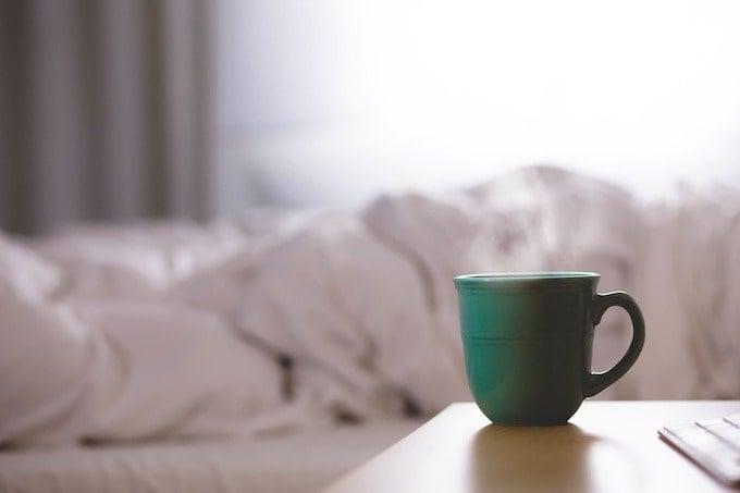 caffeine while breastfeeding