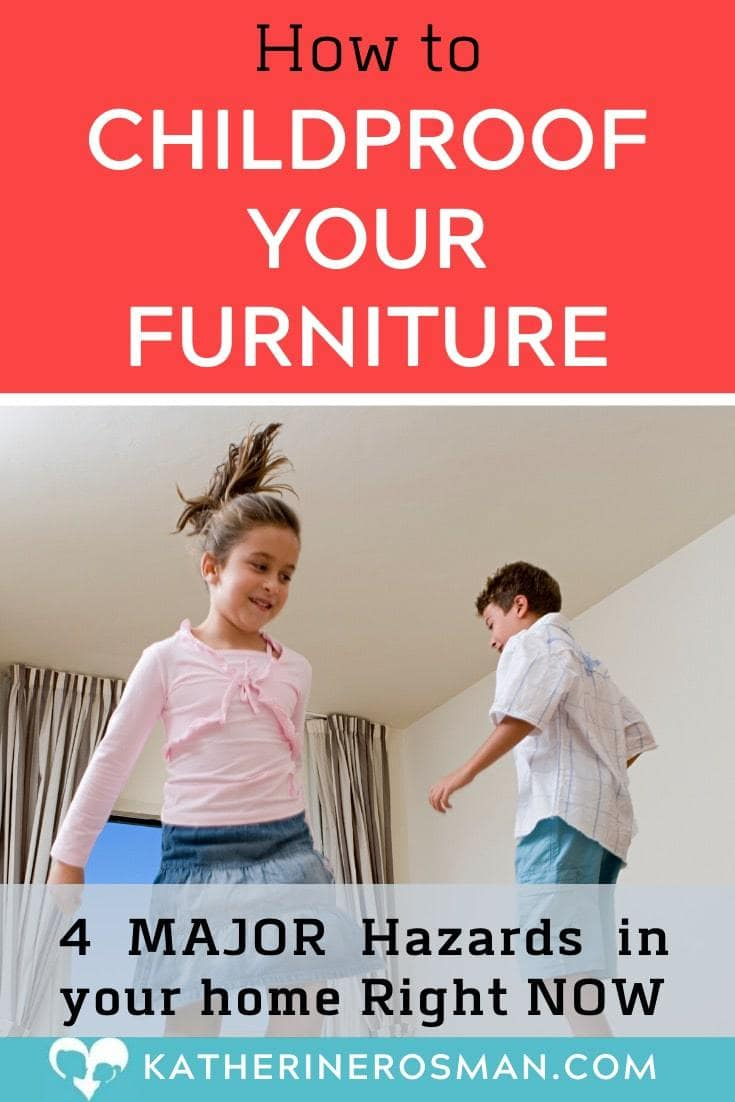 how to baby proof furniture