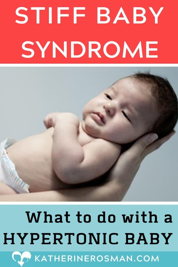 hypertonic baby symptoms