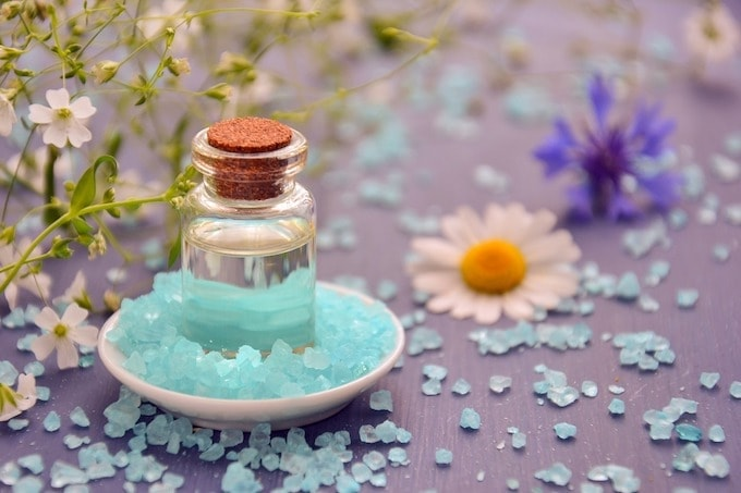 post partum massage and aromatherapy