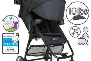 zoe umbrella xl1 stroller review